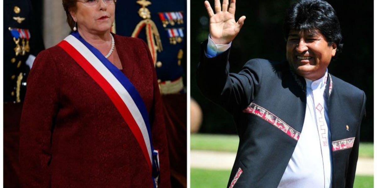 La Haya: las frases de Bachelet y Morales en la previa del fallo