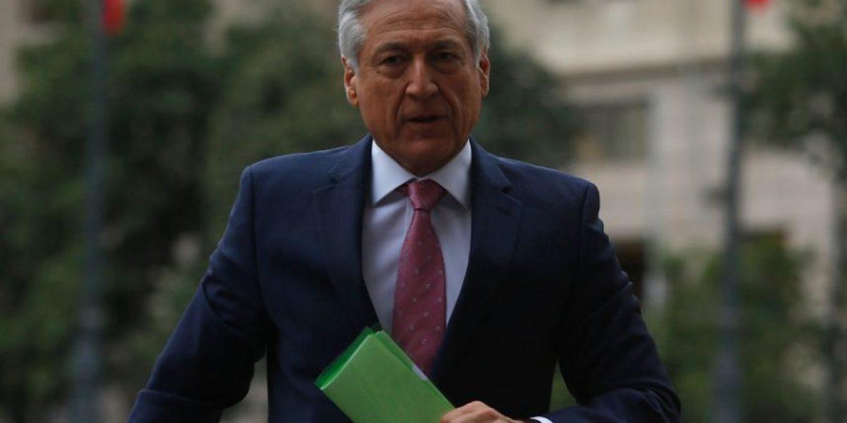 Canciller Muñoz y La Haya: