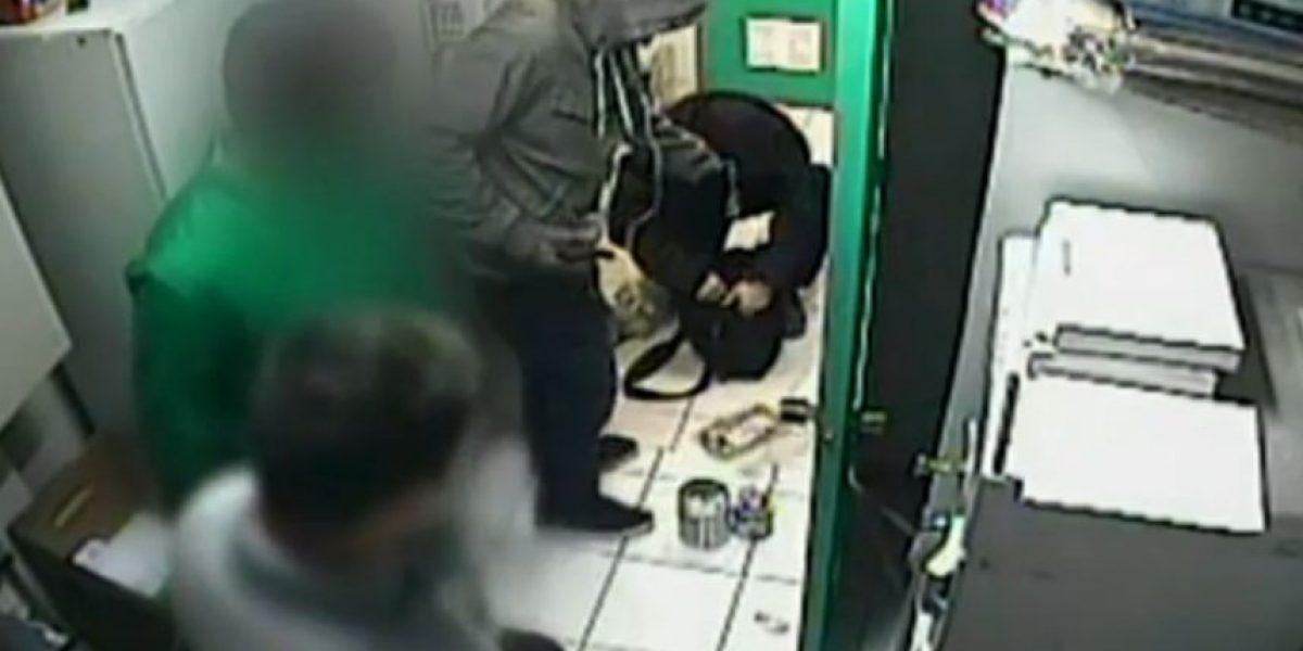 Caen bandas especialistas en robos a locales del sector oriente de Santiago