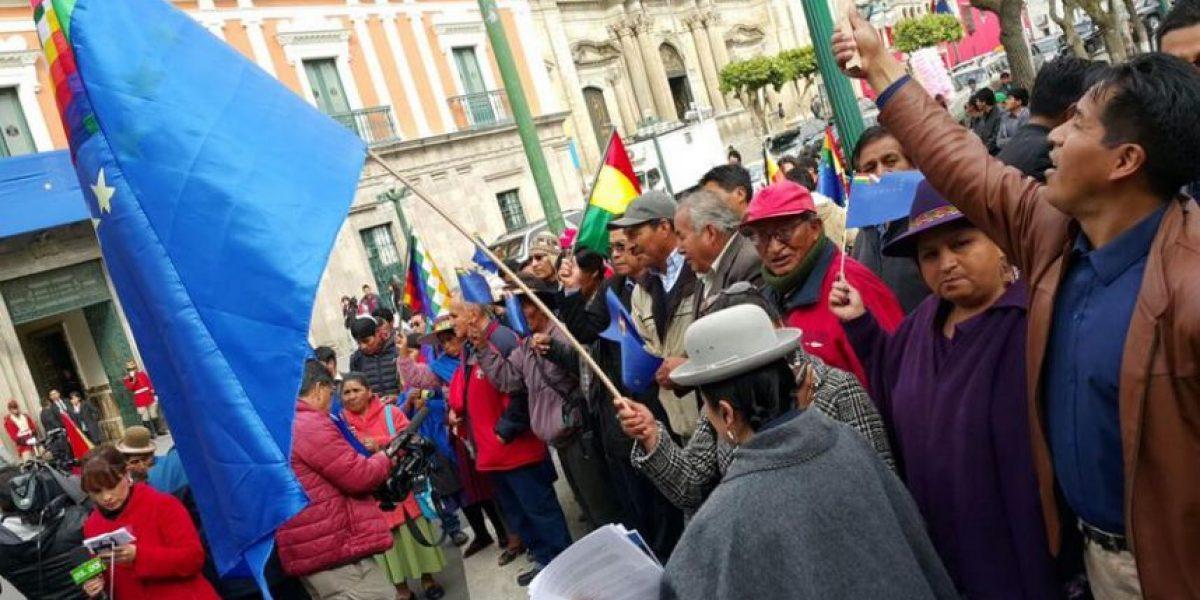 Fallo de La Haya: proponen decretar feriado nacional en Bolivia