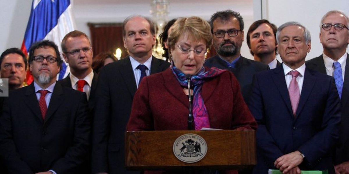 #CadaDíaPuedeSerPeor: tuiteros recuerdan frase de Bachelet tras fallo de La Haya