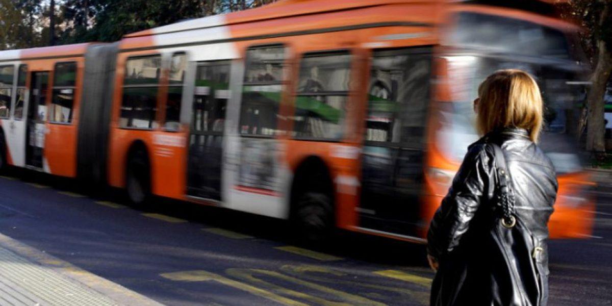 Confirman multa a empresa del Transantiago por discriminación a mujer discapacitada