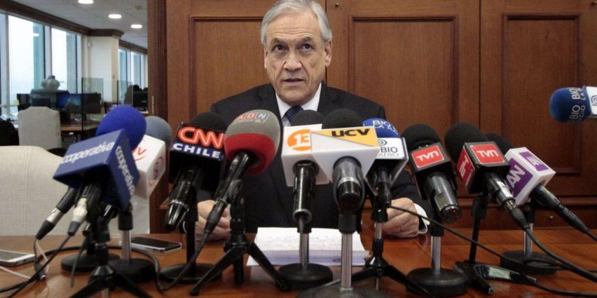 """Piñera y La Haya: """"Evo Morales ha faltado tanto a la verdad"""