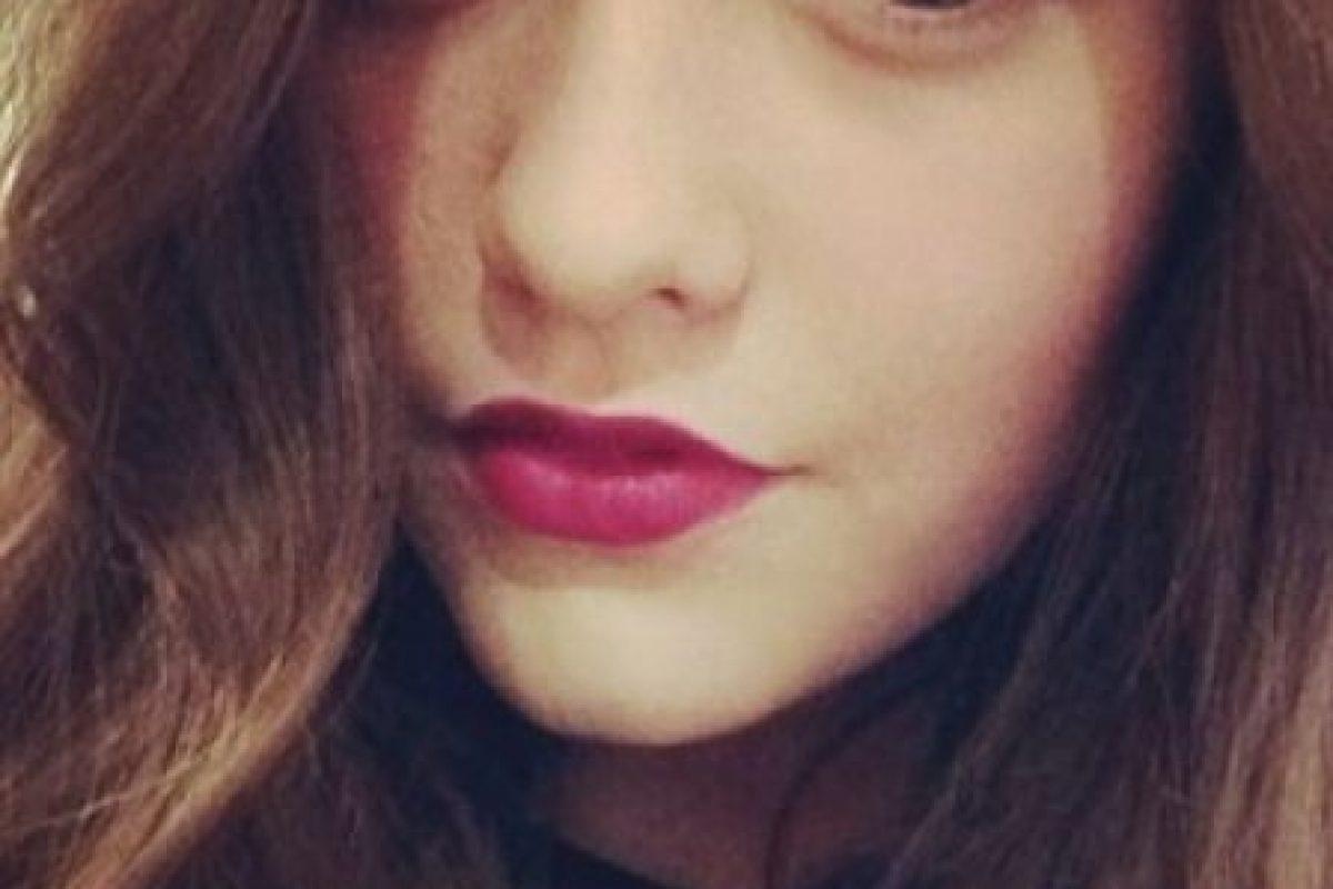 La segunda hermanastra del cantante y actualmente tiene 15 años. Foto:vía instagram.com/f3licitetomlinson. Imagen Por: