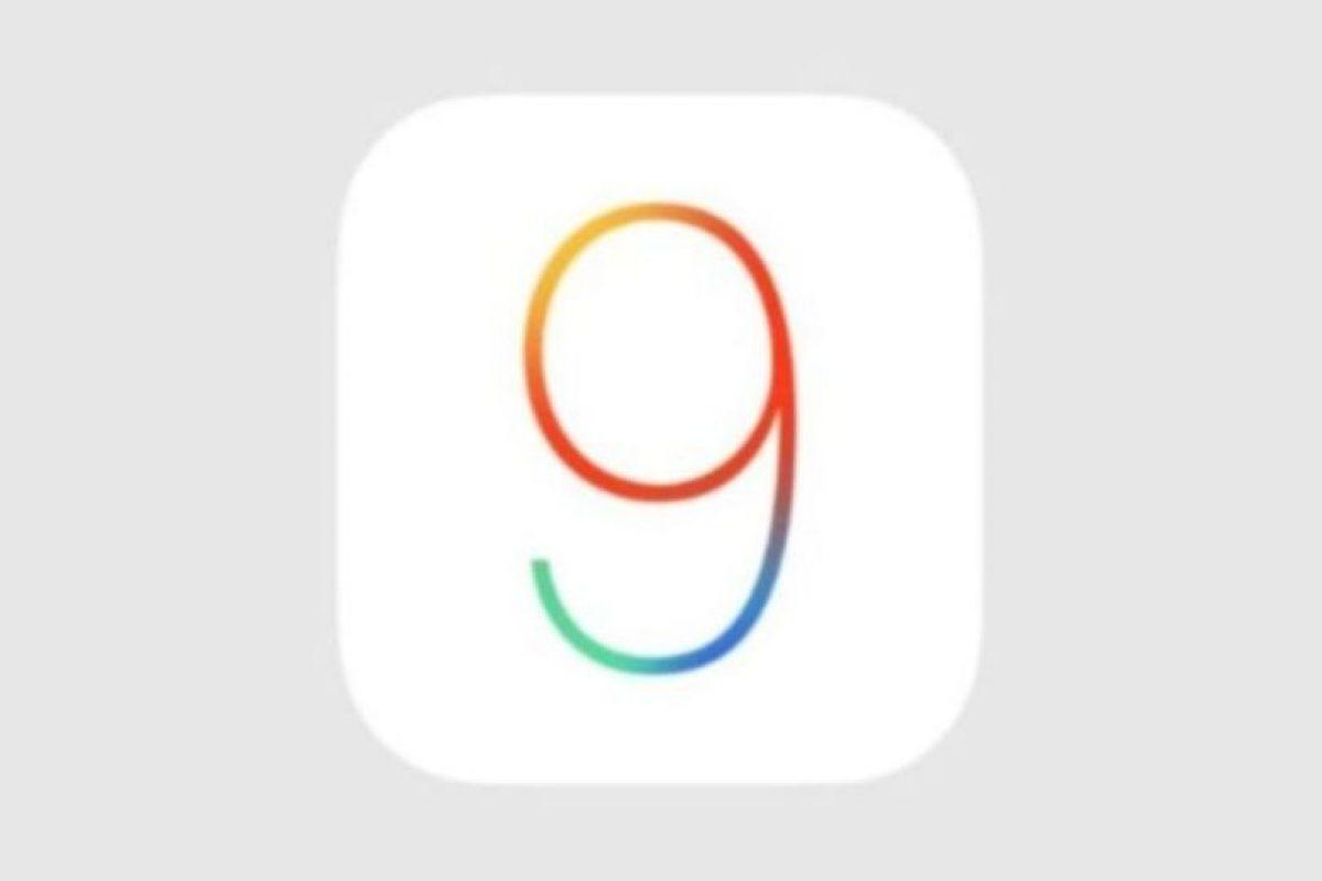 iOS 9.0.1 ya está disponible. Foto:Apple. Imagen Por: