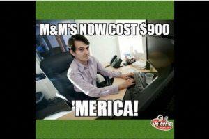 """""""Los M&M's ahora cuestan 900 dólares… ¡Estados Unidos!"""" Foto:Instagram.com – Archivo. Imagen Por:"""