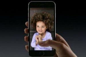 """""""Live Photos"""" estará disponible en los nuevos iPhones. Foto:Apple. Imagen Por:"""
