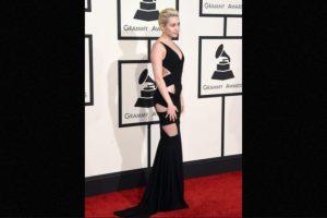 """Un grupo de británicos aseguró que la publicidad de Mac Cosmetics, que protagoniza Miley Cyrus, es """"ofensiva y sexual"""". Foto:Getty Images. Imagen Por:"""