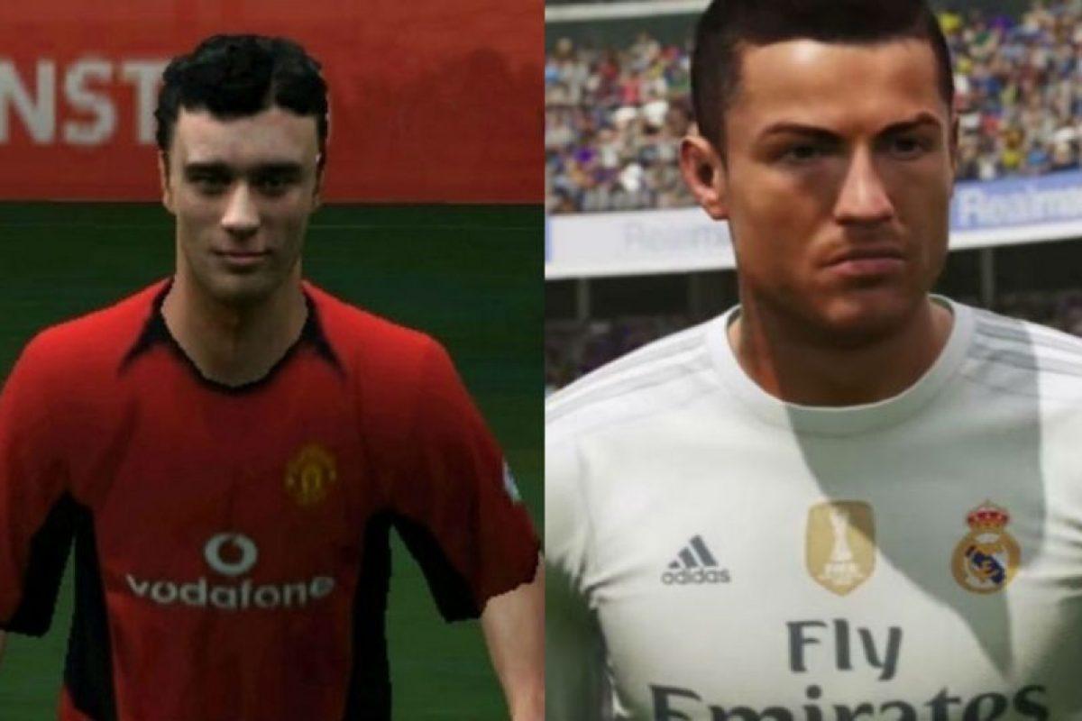 Todos los cambios de Cristiano Ronaldo en el FIFA. Foto:Tumblr. Imagen Por: