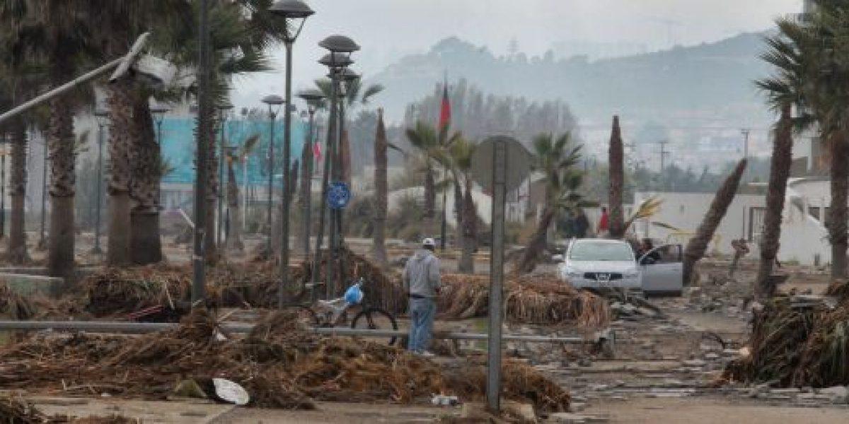 Comenzó el pago de los primeros bonos por el tsunami en Coquimbo