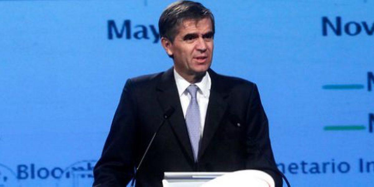 Presidente del Banco Central confirma alza de tasa de interés en el corto plazo
