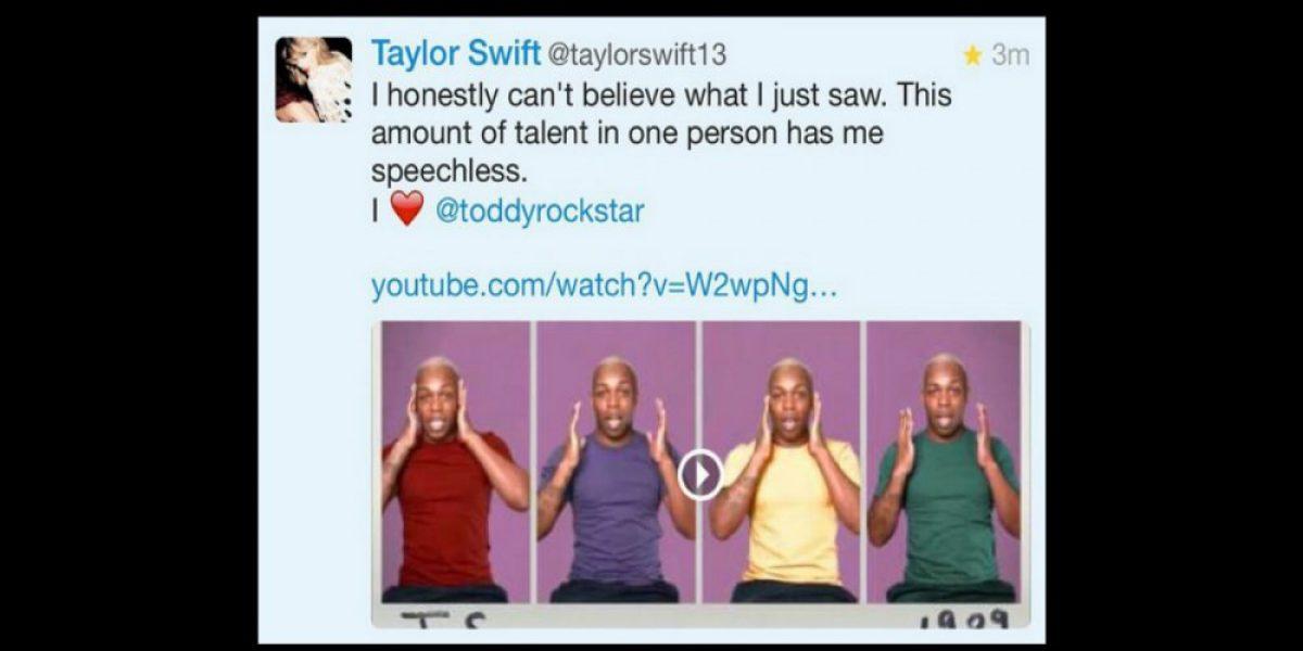 Así es como Taylor Swift demuestra qué tan elástica puede ser
