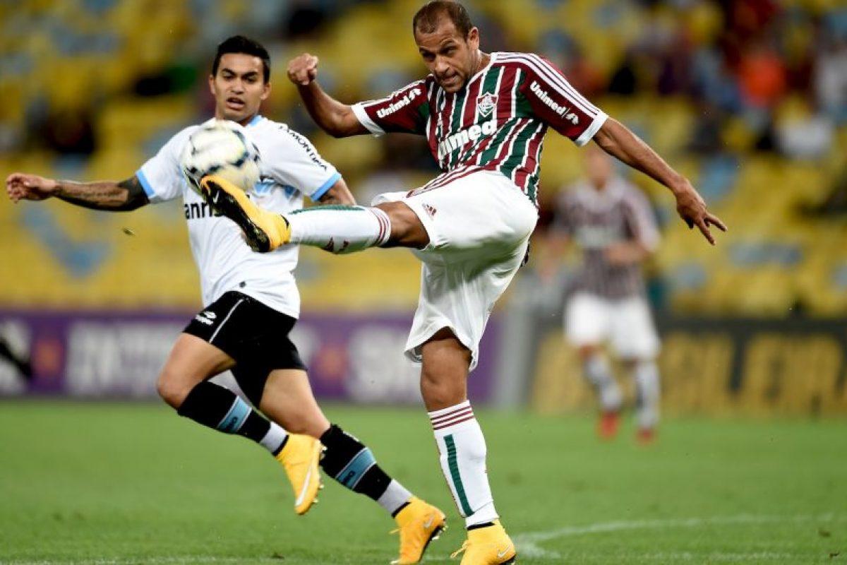 Esto ocurrió previo al duelo ante Fluminense por la Copa de Brasil. Foto:Getty Images. Imagen Por: