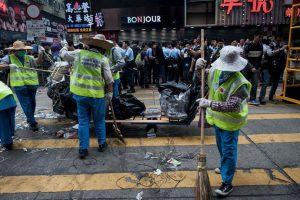 1. Hong Kong. en esta ciudad se trabaja dos mil 606 horas al año. Foto:Getty Images. Imagen Por: