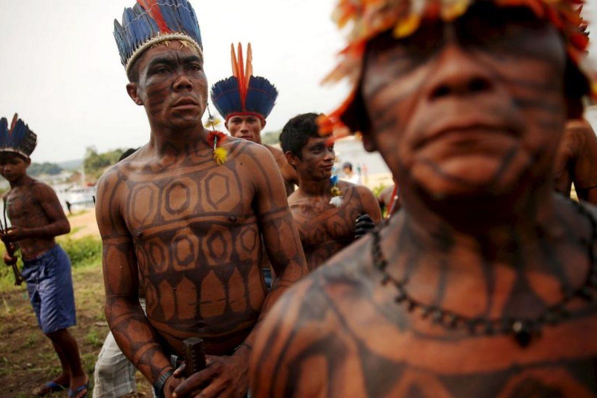 Los investigadores creen que era entre nativos aunque desconocen el origen de la práctica. Foto:Getty Images. Imagen Por: