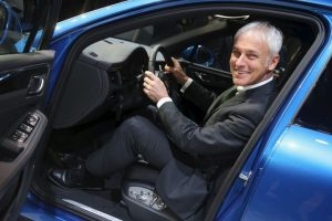 Matthias Müller, quién ha trabajado también para Audi. Foto:Getty Images. Imagen Por: