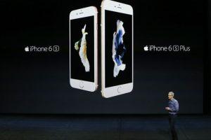 Pantalla: 4.7 pulgadas con 3D Touch y resolución de 1334 * 750 píxeles (326 ppi). Foto:Getty Images. Imagen Por: