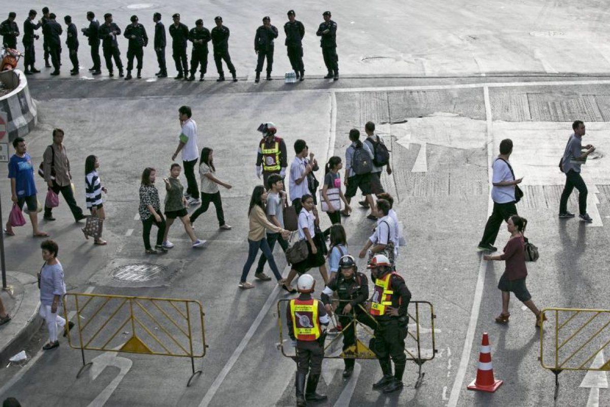 5. Bangkok. Cada año, en esta ciudad tailandesa se trabajan dos mil 191 horas por año. Foto:Getty Images. Imagen Por: