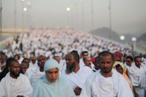 Sucedió en la comunidad de Mina, cerca de La Meca Foto:AP. Imagen Por: