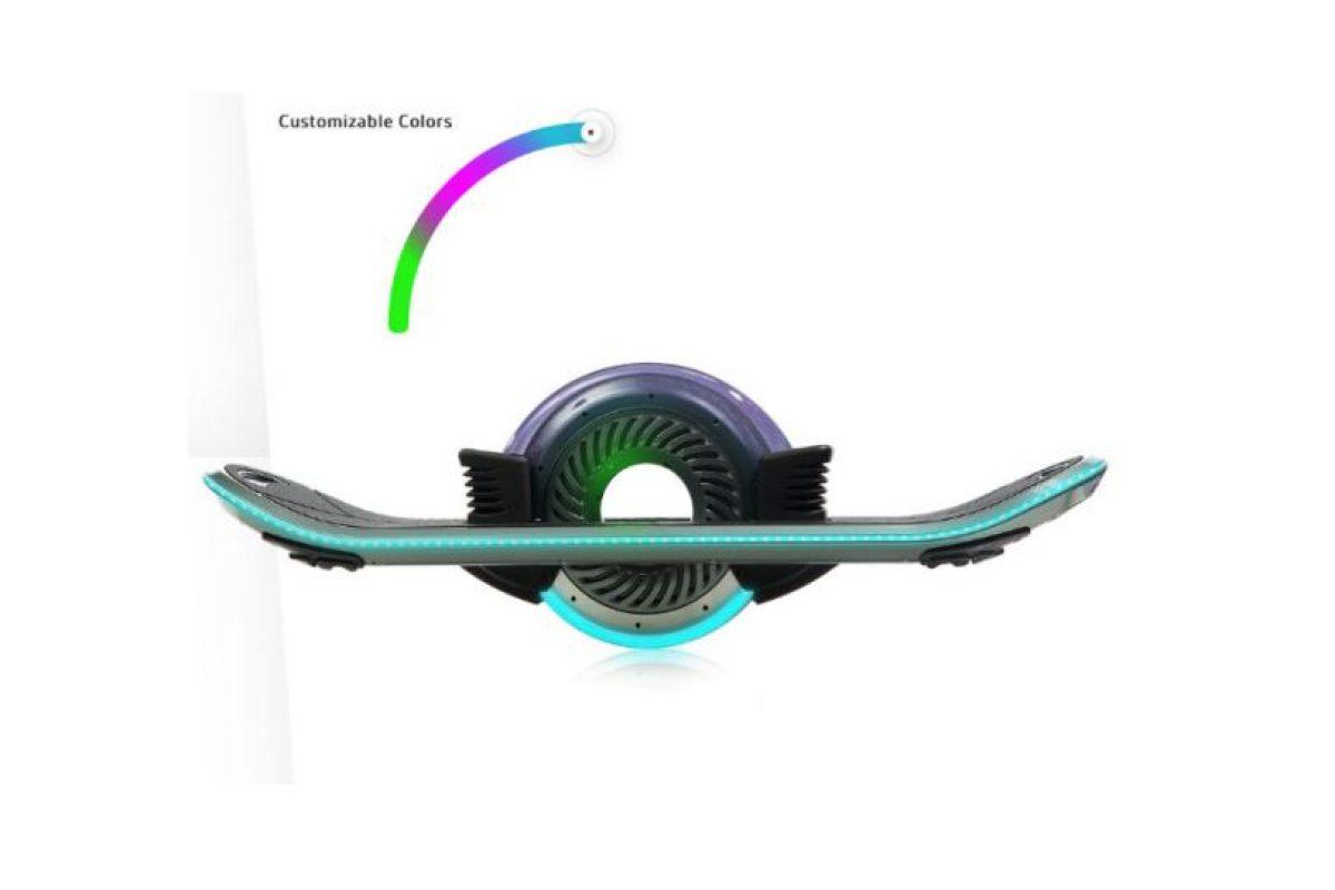Y estará disponible en varios tonos Foto:hoverboard.com. Imagen Por: