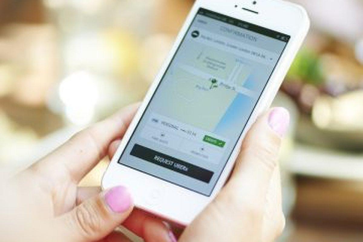 Uber es una de las aplicaciones más populares para transportarse. Foto:Uber. Imagen Por: