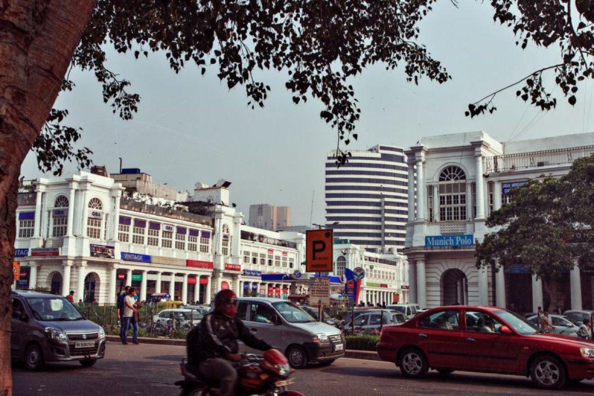 4. Nueva Delhi. Los residentes de esta Ciudad en la India, dedican dos mil 214 horas por año a su trabajo. Foto:Vía flickr.com. Imagen Por: