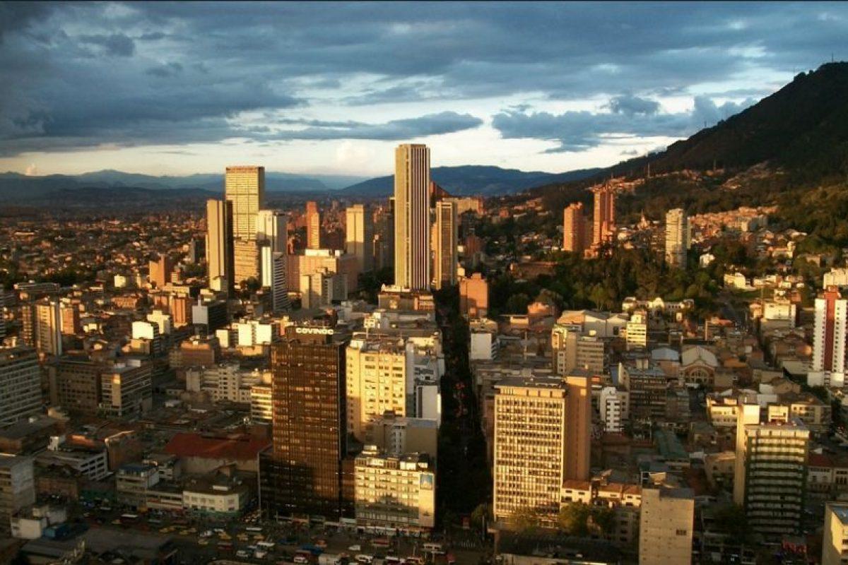 10. Bogotá. Es la segunda latinoamericana que completa el ranking. Foto:Vía wiki. Imagen Por: