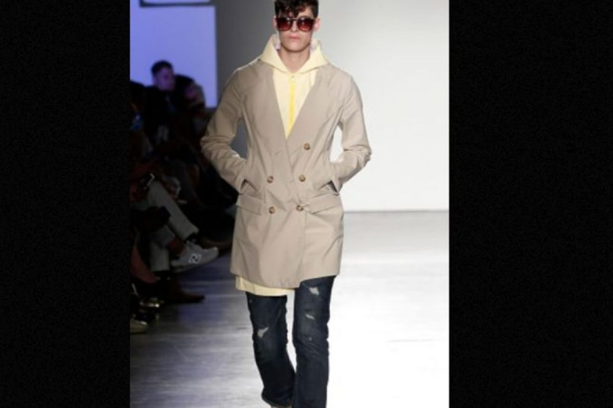 Suele modelar para marcas masculinas. Foto:vía Getty Images. Imagen Por: