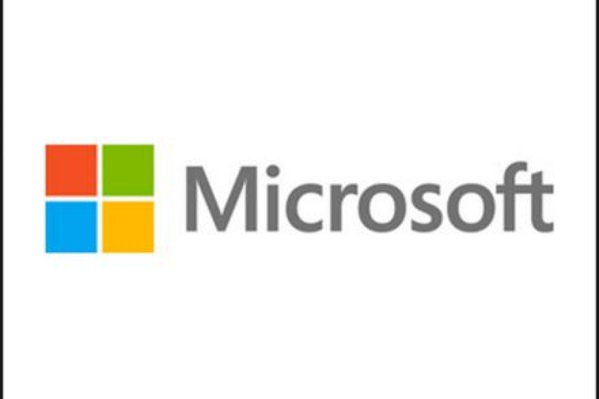 Según la encuesta del Universum Microsoft es un mejor lugar para trabajar de acuerdo con los estudiantes latinos Foto:Microsoft. Imagen Por: