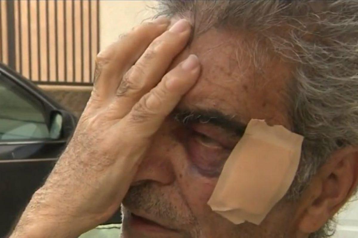 Actualmente Derrick se enfrenta a cargos de abuso de ancianos y daño corporal. Foto:CBS. Imagen Por: