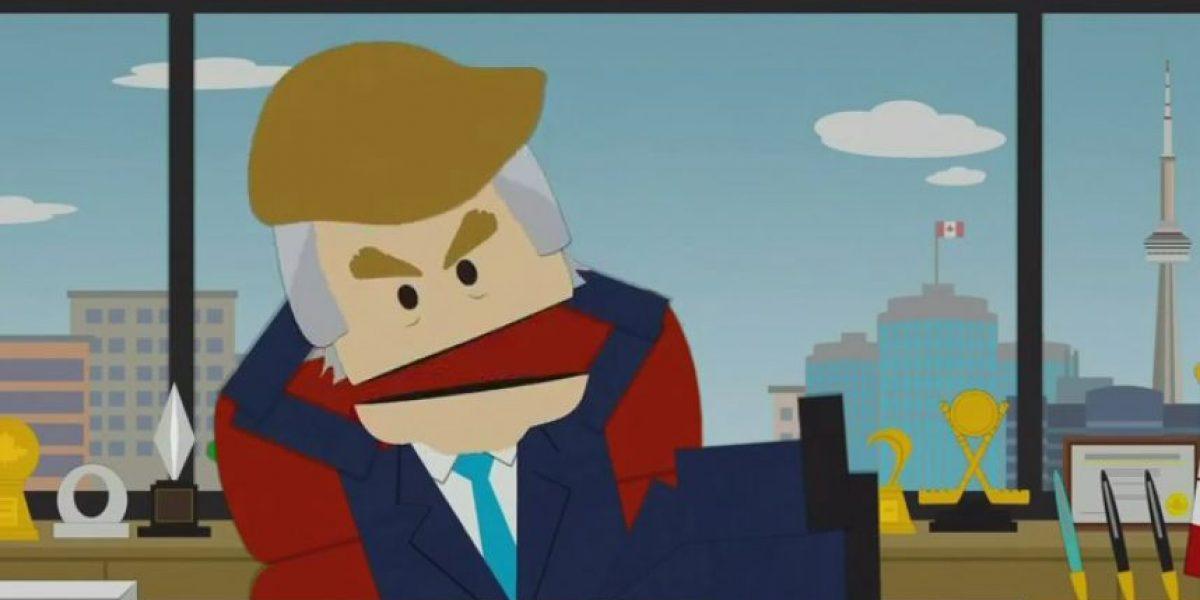 Donald Trump y Caitlyn Jenner en nuevo episodio de South Park
