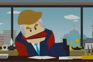 El magnate tiene 69 años. Foto:Captura de pantalla Comedy Central. Imagen Por: