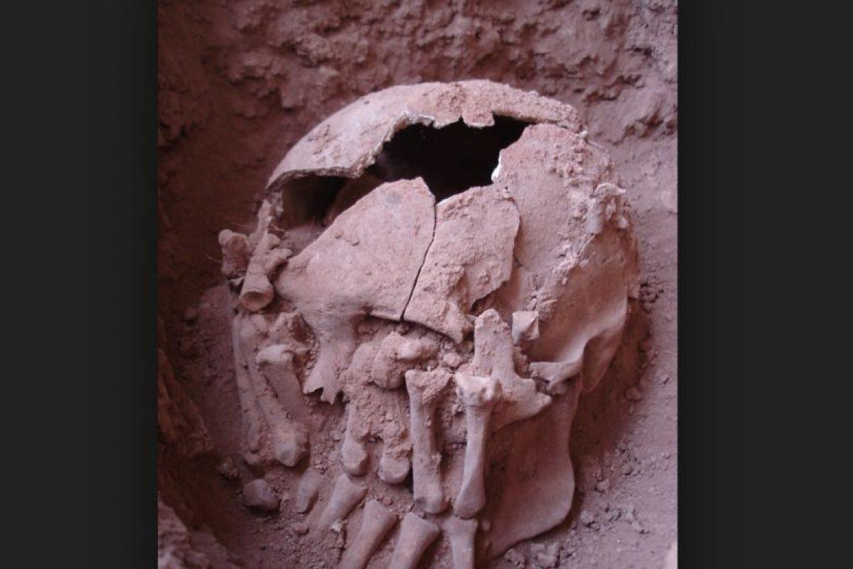 Ocurrió hace más de 9 mil años. Foto:plos.org. Imagen Por: