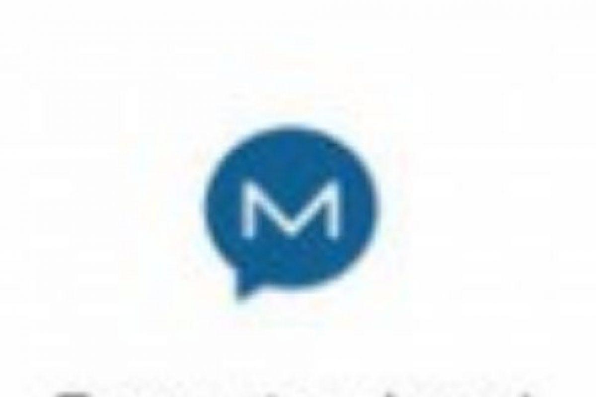 """Herramienta para chat locales Foto:Vía """"9To5Mac"""". Imagen Por:"""