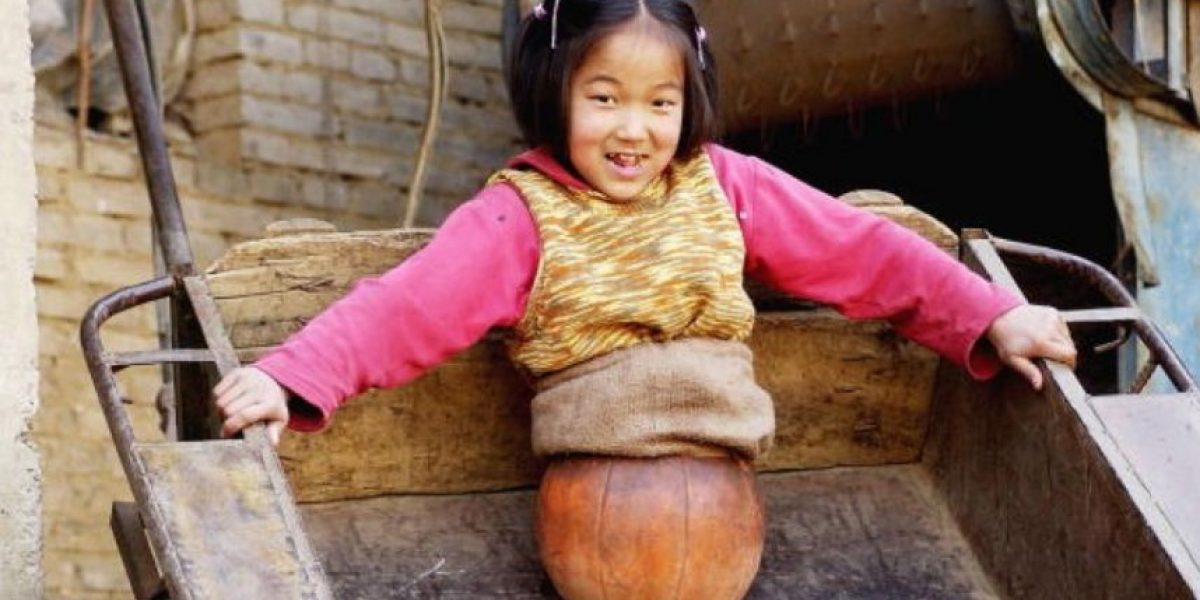 """Esta es la conmovedora historia de la """"Chica baloncesto"""""""