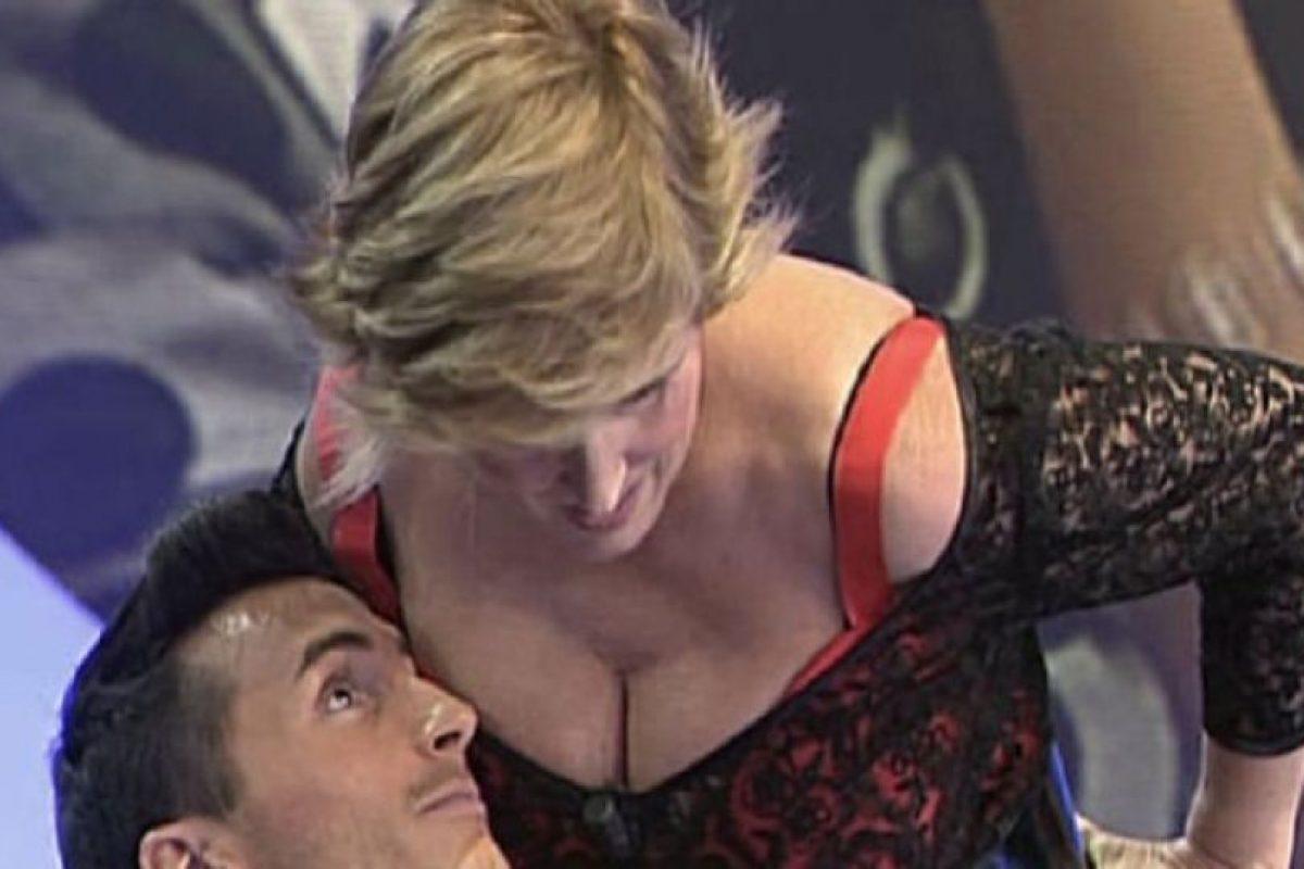 Mercedes Milá, presentadora española. Foto:Vía Youtube. Imagen Por: