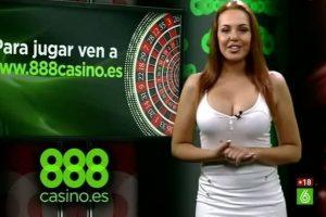 Patricia Galindo, presentadora española de programas de televisión y telejuegos. Foto:Vía Youtube. Imagen Por: