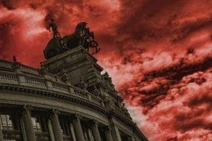 ¿Algo que anuncia el fin? Foto:vía Alertacatástrofe. Imagen Por: