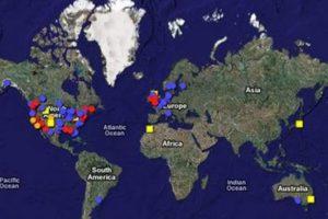 Se ha escuchado en muchas partes del mundo. Foto:vía Wikipedia. Imagen Por:
