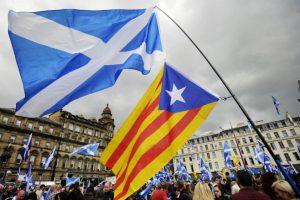 Anteriormente Madrid había obstaculizado un referéndum sobre la independencia. Foto:AFP. Imagen Por: