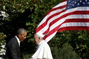 Su ceremonia de bienvenida oficial ocurrió el miércoles en la Casa Blanca. Foto:AFP. Imagen Por: