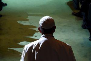 Es la quinta vez que un Papa visita la sede de las Naciones Unidas Foto:AFP. Imagen Por: