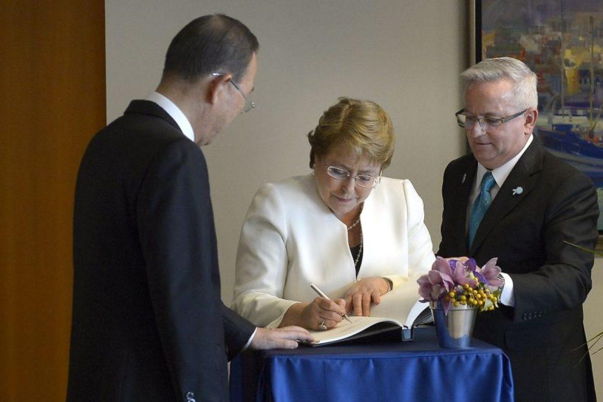 Foto:Gentileza Presidencia / Sebastián Rodriguez. Imagen Por: