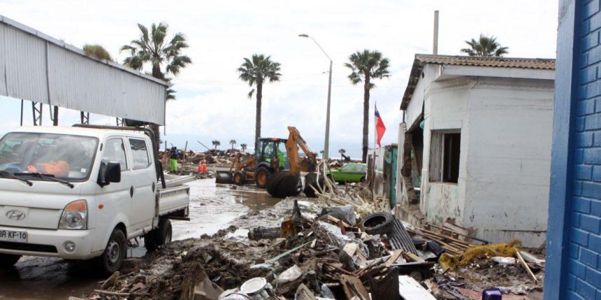 Onemi cifra en 15 las víctimas fatales tras terremoto y tsunami en el norte de Chile