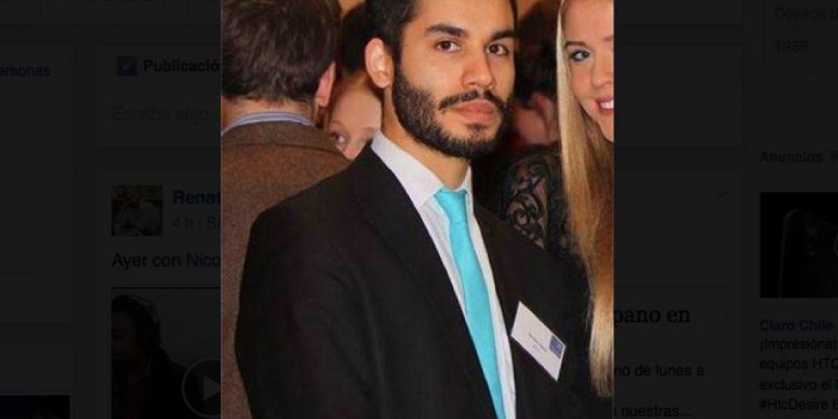 El joven de Melipilla que recibió reconocimiento de prestigiosa universidad inglesa