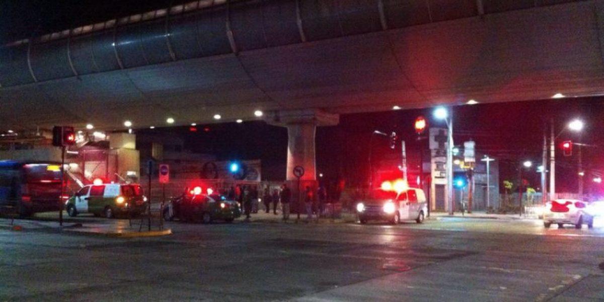 Robaron cajero automático desde estación de Metro: se llevaron $10 millones