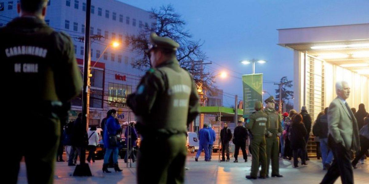 Detienen a sicario sospechoso de asesinar afuera del Metro San Ramón