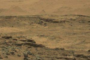 Y estas son las imágenes difundidas por la NASA Foto:original en http://mars.jpl.nasa.gov/msl-raw-images/msss/01074/mcam/1074MR0047260010600092E01_DXXX.jpg. Imagen Por: