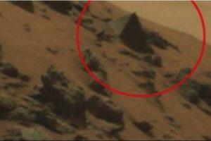 Pirámide Egipcia Foto:NASA. Imagen Por: