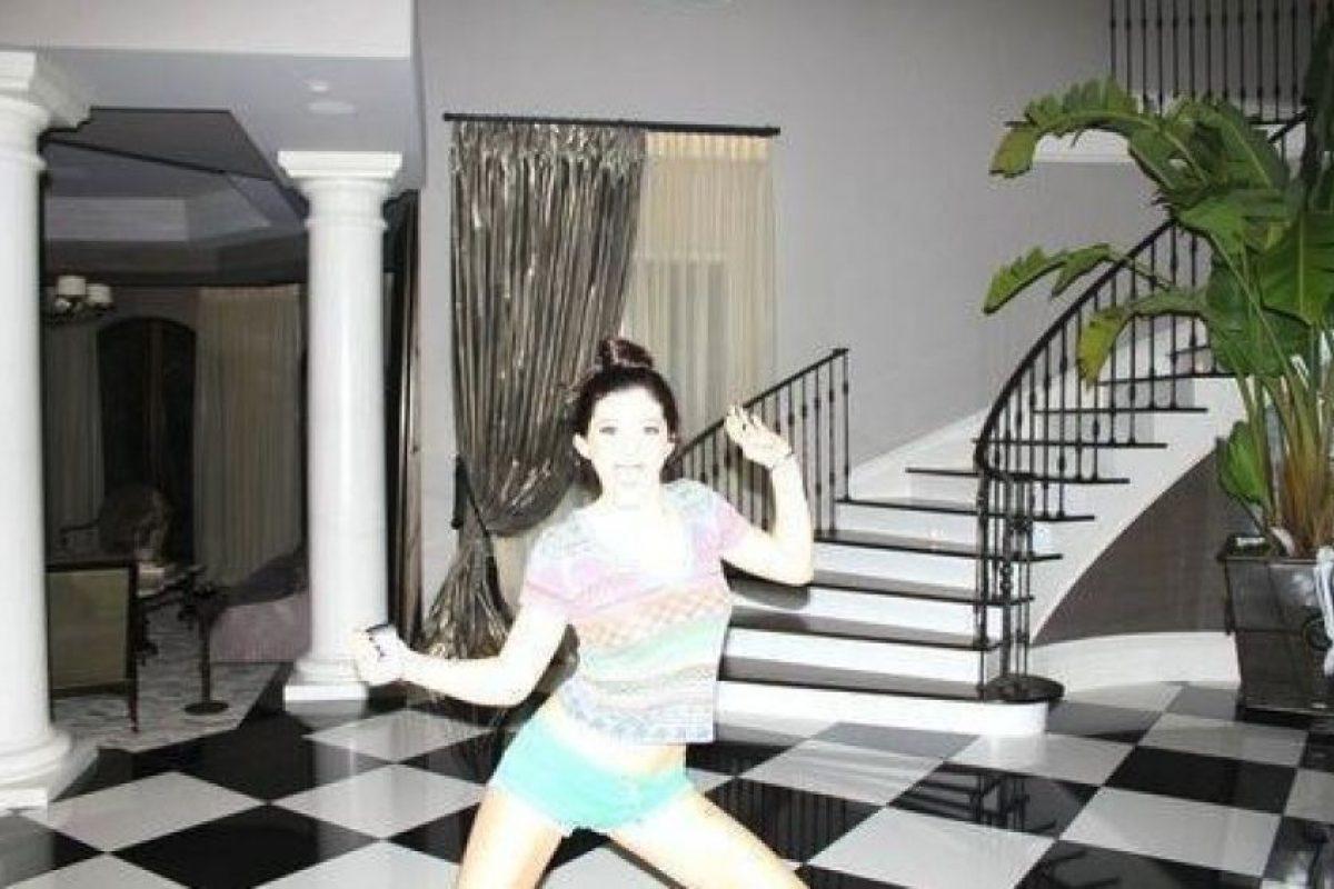 Y mostraba sus momentos más divertidos. Foto:vía myspace.com/kyliejennerkardashian. Imagen Por: